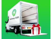 Removal Service, Delivery D2D -