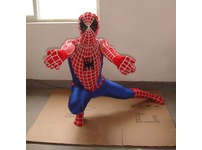 Spiderman Adult Mascot Costume Hire Rent Fancy Dress Kent London Party