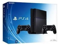 Brand New 500gb PS4 Original With 2 Controllers & 10 Games