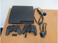 Sony PlayStation 3 PS3 & Fifa 15 CECH-3003A Two Controllers