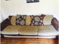 3x2 seater corner couch