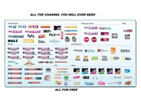 WHY PAY FOR SKY TV, FOR ALL THE LATEST MOVIES, TV SHOWS, BOXSETS, SPORTS INCLUDING 3PM, KIDS