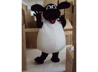 Timmy Time Adult Mascot Costume Hire Rent Fancy Dress Kent London Party