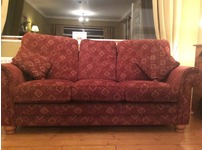 Lovely 3 Seater Sofa. Mint condition.