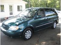 Kia Sedona, 2005 (05), Manual Diesel, 86,000 miles