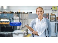 Short term business loans for small business expenses