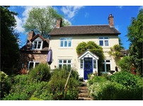beautiful 3 bedroom detached house for sale in Ironbridge, Shropshire