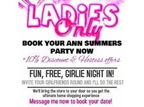 Ann Summers Parties & Sales