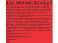 Job Seeker Solution
