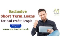 Bad Credit Borrowers have Exclusive offers on Short Term Loans
