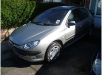 PEUGEOT 206 1.4, 2004 REG, LONG MOT, LOW MILEAGE, TOP SPEC WITH CD PLAYER & CLIMATE CONTROL