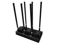 DRONE REMOTE CONTROLS JAMMER UP TO 600M  GPS L1 127W