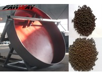 Disc Pan Fertilizer Granulator for Animal Manure