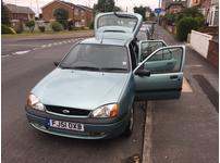 Ford Fiesta, 2001 (51), Manual Petrol, 108,250 miles