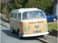 1972 VW Camper devon