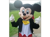 ABC Mascot Costume Hire. Fancy Dress Mascots, Mickey Mouse, Minnie Mouse, Iggle Piggle, Winne The Pooh & Many More in London