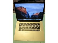 "Macbook Pro (2015) 15"" Retina 2.5GHz i7 16GB / 512GB SSD + Applecare"