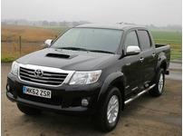 2012 Toyota Hi-Lux 3.0D-4D Invincible