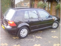 Vw golf 1.6 mot hpi clear drives without fault