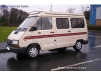 Old motorhome in good condition and low cost