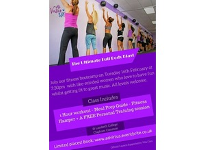 Fun women's workout + FREE personal training session