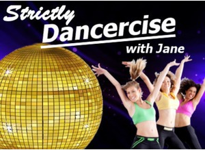 Love Strictly Come Dancing? Strictly Dancercise with Jane every Wednesday at Westside