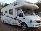 Swift Kontiki 665 Motorhome 2004