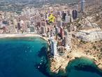 EXCELLENT !!! PENTHOUSE APARTMENT IN BENIDORM , Spain LEVANTE beach