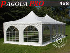 Marquee Pagoda PRO 4x8 m, PVC