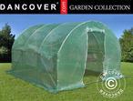 Polytunnel Greenhouse 3x3x2 m, Green