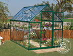 Greenhouse polycarbonate Harmony 5.6m, 1.85x3.06x2.08 m Green