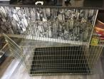 Dog cage reason for sale too big