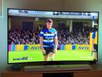 """Samsung 65"""" 4K UHD LED Curved Smart TV - Series 7 (UE65HU7200U)"""