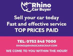 RHINO CAR SCRAP | Sell your car today , cash for cars , cars & Vans, ANYTHING wanted