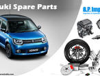 Gamut for Suzuki Car Spare Parts at cost-effective prices only at BP Auto Spares India