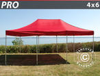 Pop up gazebo FleXtents PRO 4x6 m Red