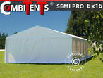 Marquee, SEMI PRO Plus CombiTents 8x16 (2.6) m 6-in-1