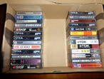 Used & Unused Cassette Tapes for sale