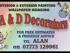 Reliable Painter/ Decorator