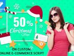 50 - 50 Offer Ecommerce Clone Script | Multi Vendor Ecommerce Script