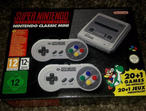 Nintendo SNES Classic Mini and Nintendo switch plus one game