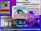 Refurbishment * Interior & Exterior Design  of establishments