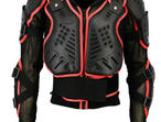 SCORPION PROTECTION JACKET BODY ARMOUR RED
