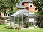 Greenhouse Polycarbonate Juliana Junior 9.9m, 2.77x3.70x2.57m, Aluminium