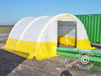 Inflatable arched work tent, welding, PRO 6.00 x 5.50 m