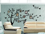 3D Tree Wall home art decor
