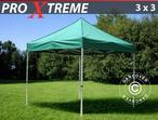 Pop up gazebo FleXtents Xtreme 3x3 m Green