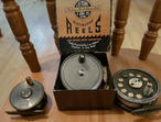 3 Antique fishing reels all work well