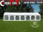 Marquee, SEMI PRO Plus CombiTents 7x14 m 5-in-1