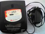 Black CASTLEWOOD ORB Model ORB2SE00 2.2Gb SCSI 2 Drive , PSU & Disk - WORKING